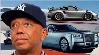 9 EXPENSIVE THINGS OWNED BY RUSELL SIMONs 2020