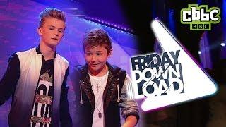 Bars and Melody Hopeful live - Friday Download CBBC