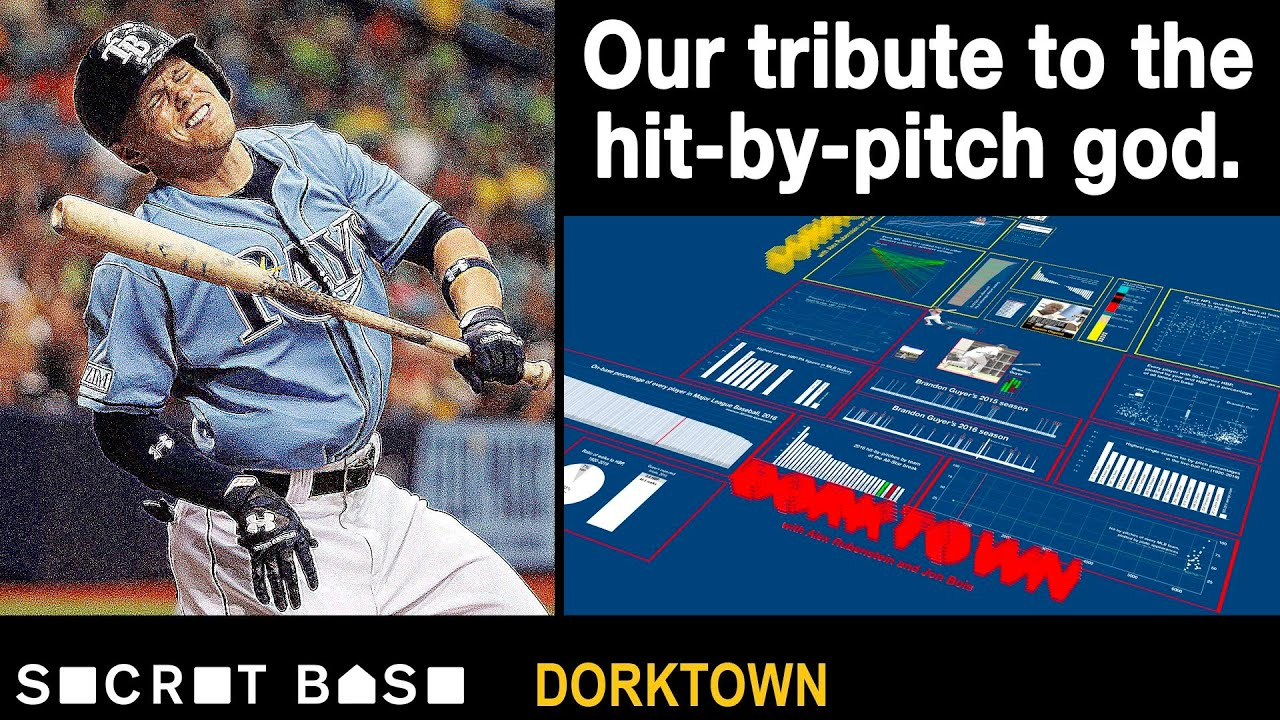 Getting plunked by a baseball is a noble and painful art | Dorktown thumbnail