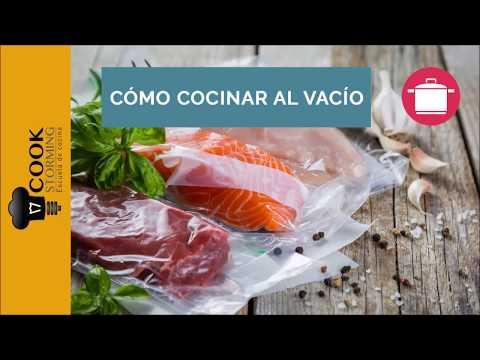 Técnica de cocción al vacío: utensilios, técnica y ventajas