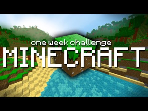 Programming Minecraft with C++/OpenGL in One Week