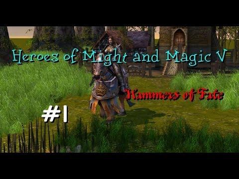 Двойная магия герои 3