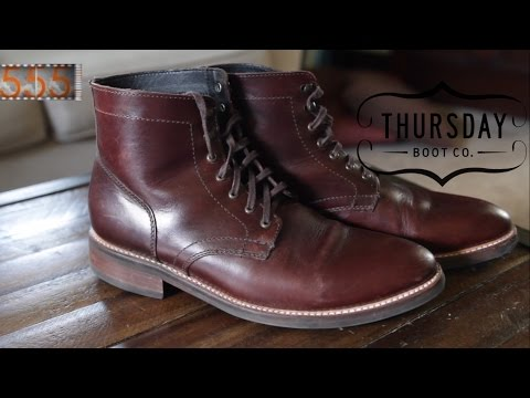 Review: Thursday Boot Co. President Boots – A Gorgeous Alternative to Mainline Heritage Brands