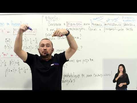 Aula 09 | Primeira Lei de Mendel - Parte 02 de 03 - Biologia
