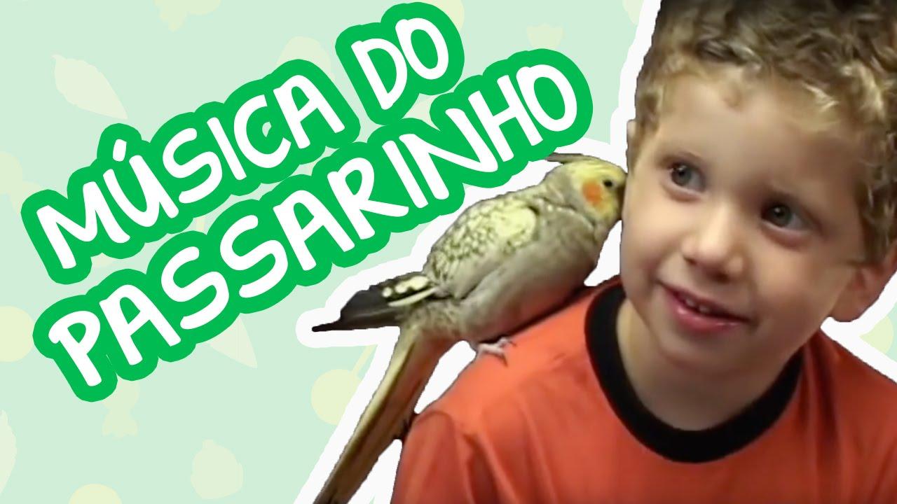 MÚSICA DO PASSARINHO | BEBÊ MAIS NATUREZA