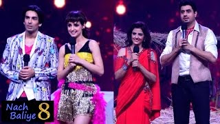 Nach Baliye 8 | These couple score HIGHEST & LOWEST | 9th April 2017 EPISODE