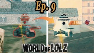WOT Blitz | World of lolz (Ep.9) [Funny Moments]