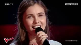 GABRIELA MUNTEANU - Bolnavi Amindoi & Irina Rimes   VOCEA ROMANIEI   12 Octombrie 2018