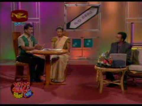 Interview on Rupavahini