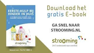 Videoproductie Commercial Strooming: 30 Tips Bij Overlast