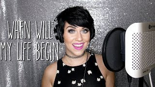 When Will My Life Begin - Disney's Tangled (Live Cover by Brittany J Smith)