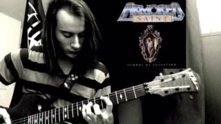 "Armored Saint ""Last Train Home"" Intro & Intro Solo"