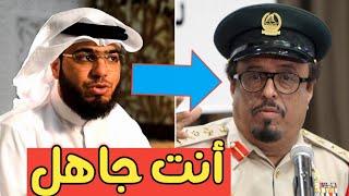 رد مفاجئ من وسيم يوسف على إهانة ضاحي خلفان ويؤكد: البخاري أساء للرسول!!