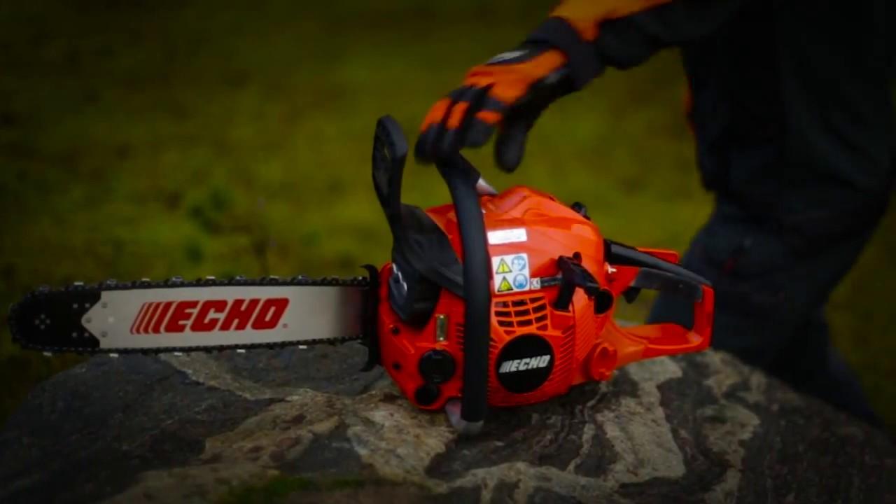 Echo CS-501SX profisaag nüüd kohal!