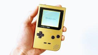 Backlighting A GameBoy Pocket   Worth It?