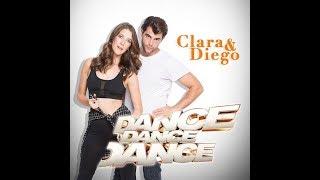 Клара и Диего в Dance Dance Dance.