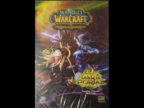 What's Inside – World of Warcraft: Through the Dark Portal Starter Deck