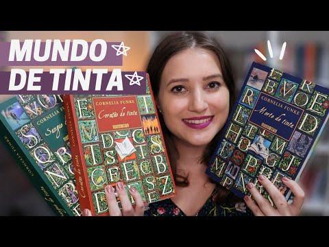 TRILOGIA: MUNDO DE TINTA | Patricia Lima