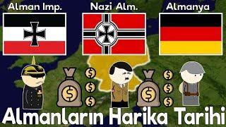 Ulan Adam Hala Süper Güç! - Almanya`nın BÜYÜLEYİCİ Tarihi