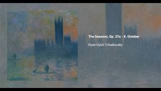 The Seasons, Op. 37a