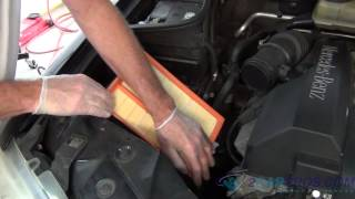 Mercedes Air Filter Replacement