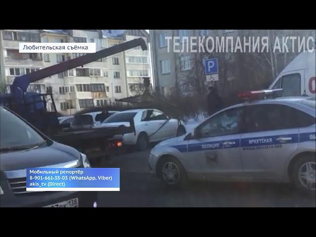 Ангарчане платят за парковку по 5 000 рублей