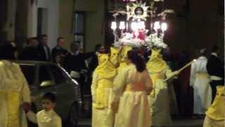 preview picture of video 'Procesion del Santo Caliz (Alberic)'