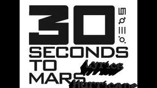 30 Seconds to Mars - Hurricane lyrics