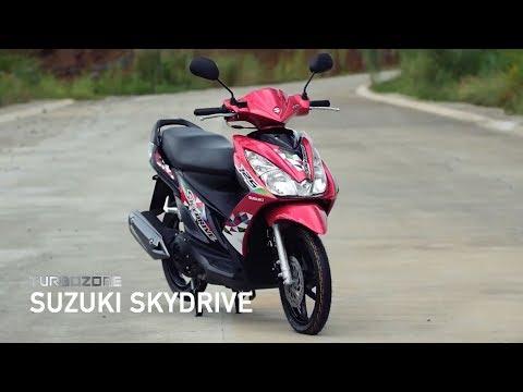 Suzuki Skydrive 125 FI Walkaround