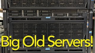 Let's Look At Some Big, Expensive Old Servers!
