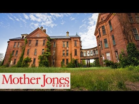 The Architecture Of Abandoned Asylums Is Inherently Creepy