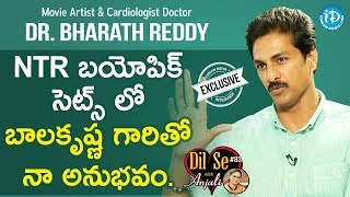 Movie Artist & Cardiologist Dr.Bharath Reddy Full Interview || Dil Se With Anjali #83