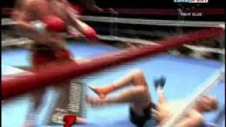 Крутые нокауты кикбокса К-1, 2009 год.