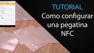 [Tutorial] Como configurar una etiqueta con NFC (NFC Task Launcher)