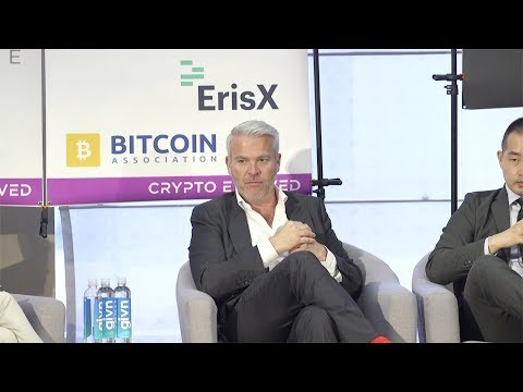OTC or Exchange? Panel discussion at Crypto Evolved 2019 (1/2)