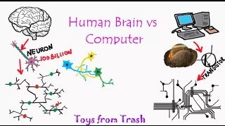 Human Brain Vs Computer   English