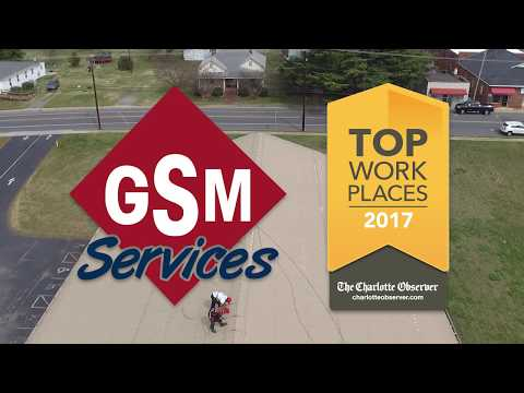 Here at GSM, we are more than just a place to work, we are the best place to work! We were recently recognized as a Top Workplace in the Charlotte region by the Charlotte Observer. This was not voted on by a newspaper or our customers but from our Co-workers! Q: What makes GSM great? A: Our Co-workers, Our Customers, and Our Community. These three C's are what it takes to make a great company, the rest will follow. Investing in the three to make sure they are taken care of is what we are about. Want to learn more about opportunities we have at GSM to join our TEAM? Check out the link below: https://www.gsmsince1927.com/about-us/careers.html#theGSMway#TopworkplaceCLT