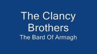 The Clancy Brothers - The Bard of Armagh