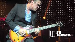 Joe Bonamassa - When The Fire Hits The Sea LIVE