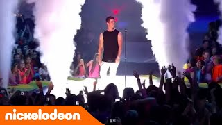 "Kids' Choice Awards 2015 | Nick Jonas   ""Chains""""Jealous"" 