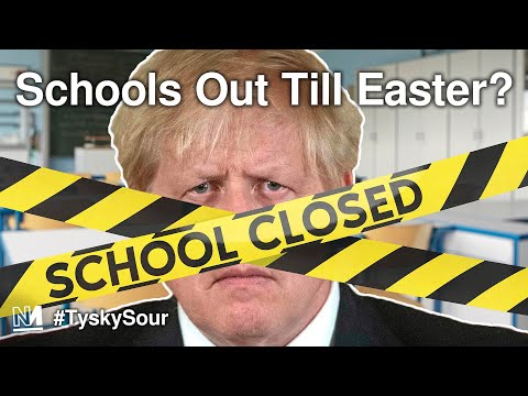 Schools Out Till Easter? | #TyskySour