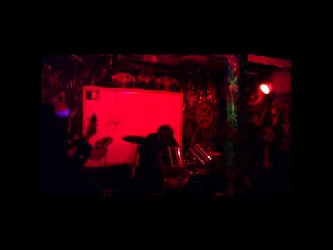Chemical Warfare - Refusing Blood Money From the Corporate Mass Murderers Live @Dude's garage