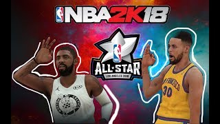 AllStar Game with friends!!!!! MUST WATCH!!!!
