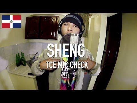 Sheng El Tracktor - Por Cada Barrio [ TCE Mic Check ]