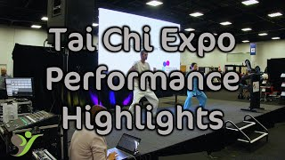 Tai Chi Expo Performance Highlights