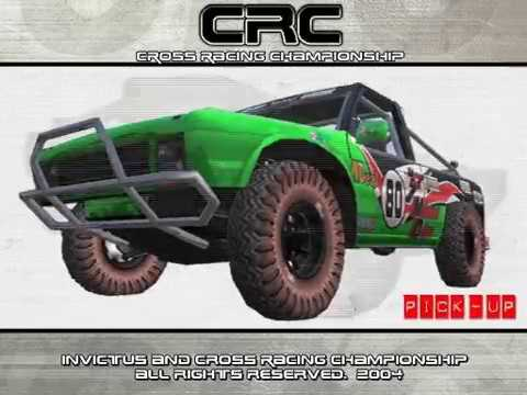 Cross Racing Championship - Pick Up Car Introduction