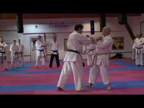Volker Schwinn, 8. Dan Saarland Qi Gong und Karate