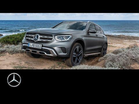 Mercedes Benz  Glc Class Кроссовер класса J - рекламное видео 1