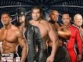 wwe no way out 2008 smackdown elimination chamber