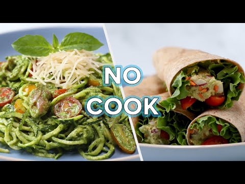 , title : '5 Healthy & Delicious No-Cook Recipes'